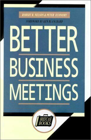 Better Business Meetings