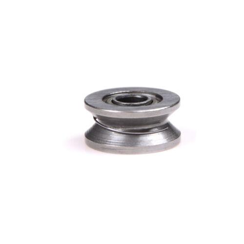 10pcs 624VV V Groove Sealed Ball Bearings Vgroove 4 x 13 x 6mm 2 ~ 2.5mm profYBH