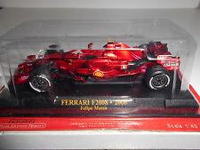 FERRARI F2008 MASSA 2008 FORMULA 1 URNA/ HARD BOX ALTAYA IXO 1:43