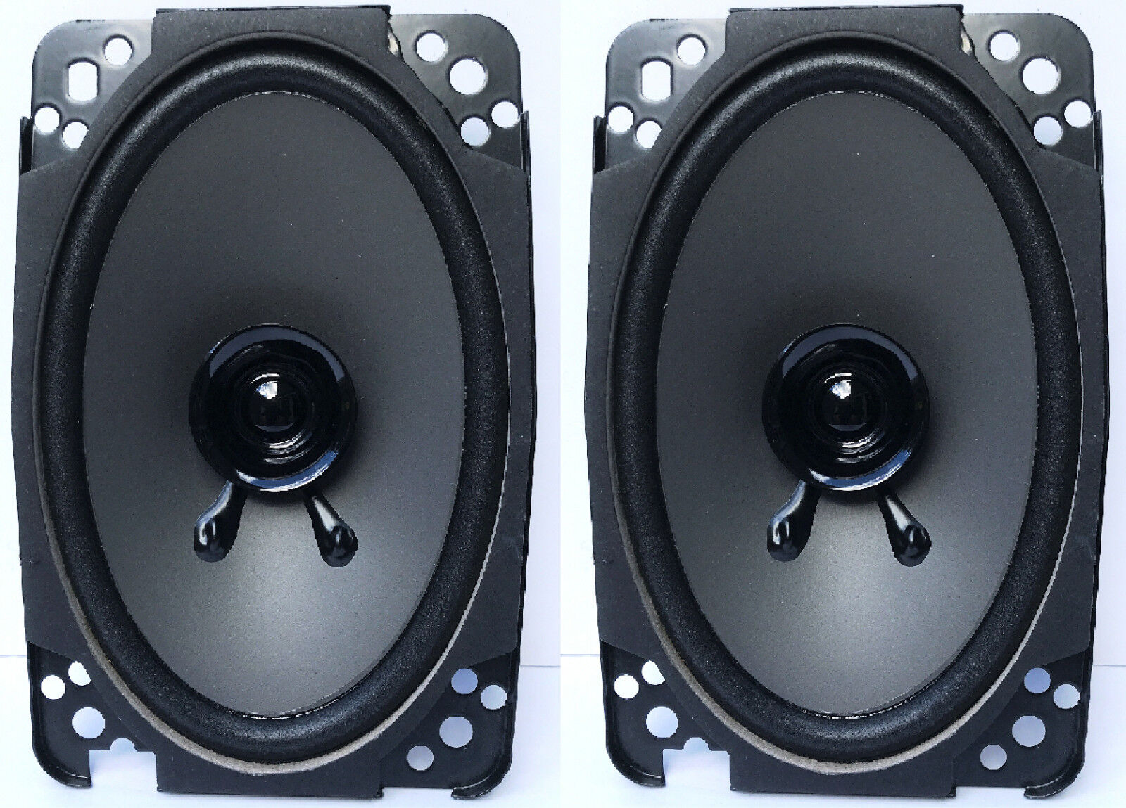 Speaker 6 X 9 Inch Dual Cone Each AW-669SP Install Bay Dual Cone Speakers