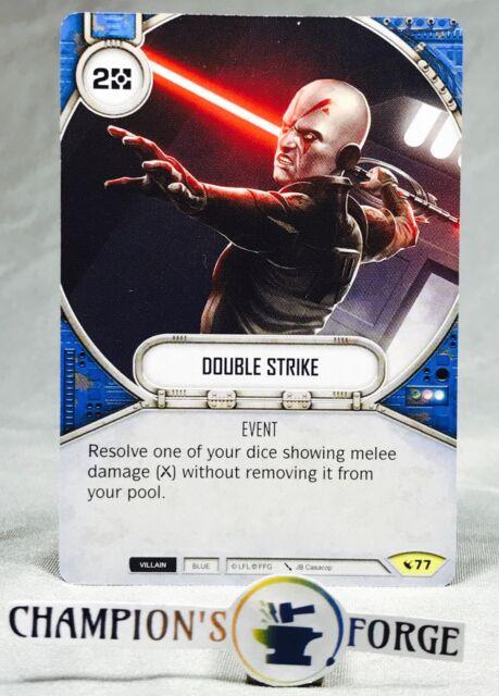 x2 Easy Pickings 117 Uncommon Star Wars Destiny Legacies M//NM