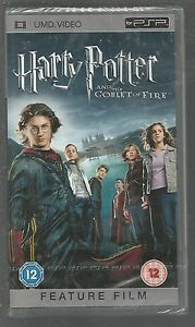 HARRY-POTTER-AND-THE-GOBLET-OF-FIRE-sealed-new-UK-PSP-UMD-VIDEO
