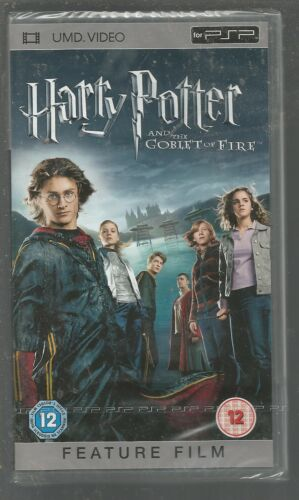 1 of 1 - HARRY POTTER AND THE GOBLET OF FIRE - sealed/new - UK PSP UMD VIDEO