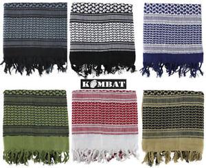 Mens-Kombat-Sun-Shemagh-Army-Military-Combat-SAS-Arab-Face-Head-Sand-Scarf-Hat