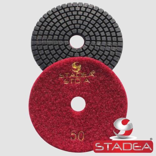 "6/"" DIAMOND POLISHING PAD GRANITE MARBLE Concre 8 PC SET"