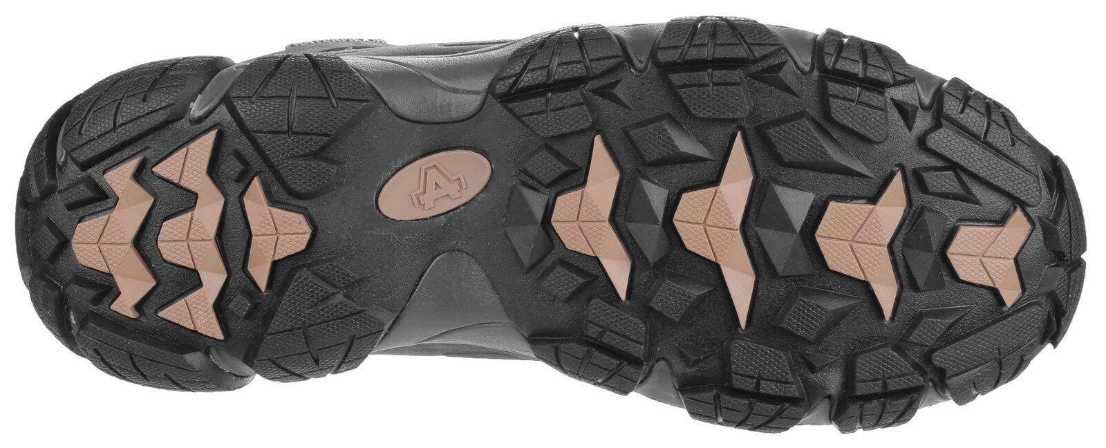 Amblers Leder AS801 Rockingham Mens Braun Leder Amblers Waterproof Safety Hikier Stiefel cfd7ae