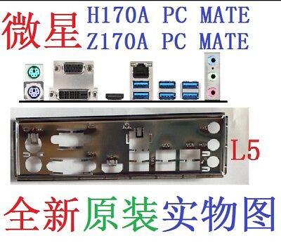 1pc  I//O Shield for MSI Z170A KRAIT GAMING 3X  free shipping
