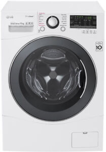 Details about New LG - WD1411SBW - 11kg Front Load Washer with TrueSteam