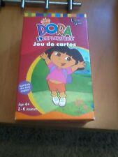 Dora l'exploratrice - Jeu de Cartes - University Games
