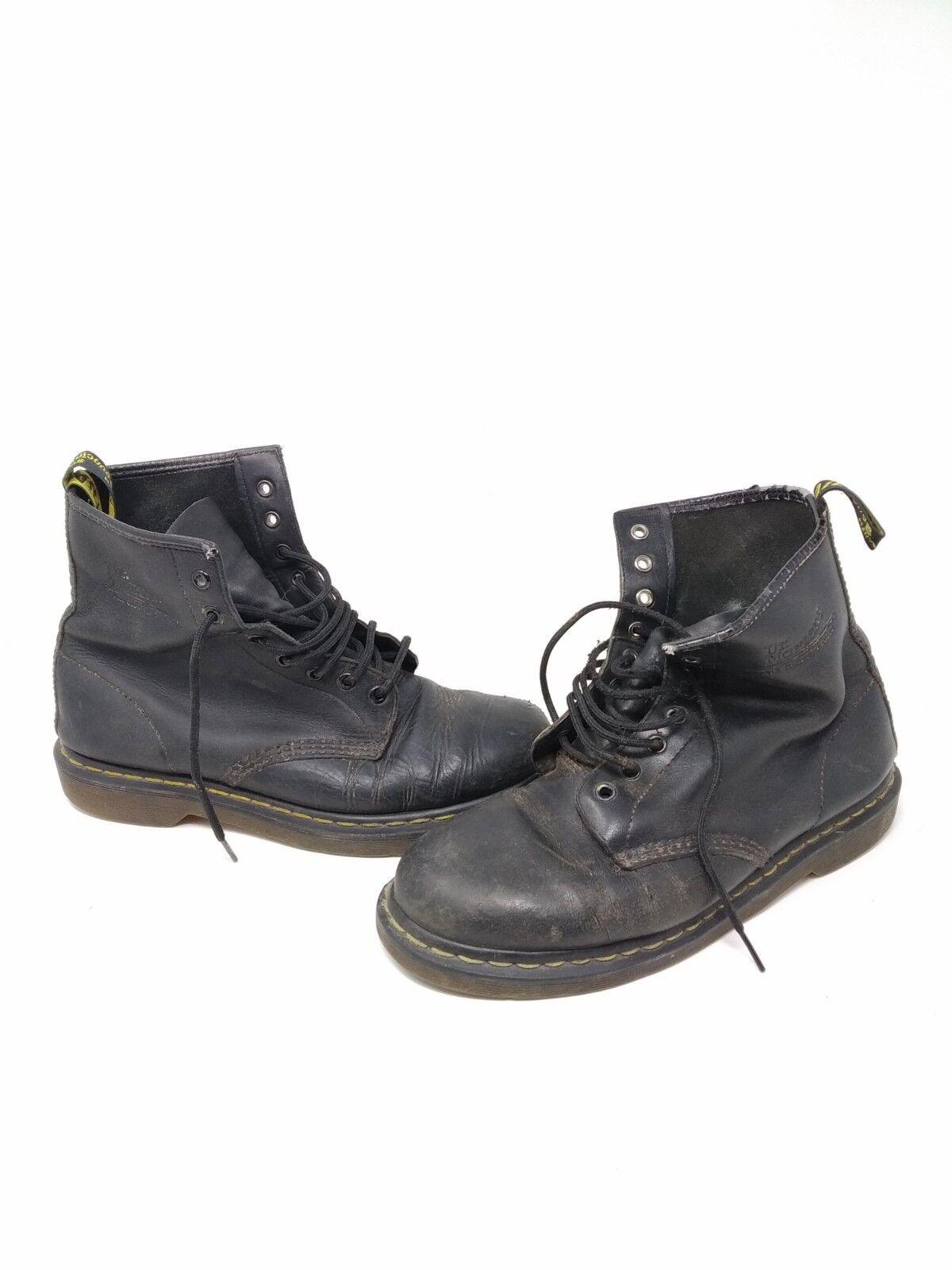 zapatos zapatos botas botas Dr Martens  43 43  9 11  negro negro neri 9505d7