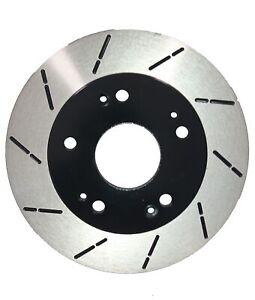 Rear-E-Coat-Slott-Brake-Rotors-Ceramic-Pads-Fit-10-14-Subaru-Legacy-3-6R