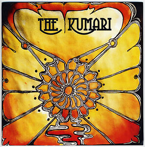 THE-KUMARI-Fall-In-Love-With-The-Sun-vinyl-7-034-NEW-UNPLAYED-Vinyl-Stitches