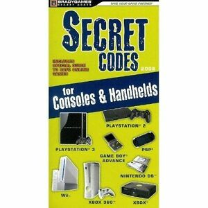 Secret-Codes-for-Consoles-and-Handhelds-2008-by-Unknown
