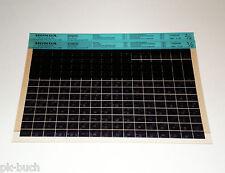 Microfich Ersatzteilkatalog Honda Civic Schuttle Stand 05/1984
