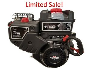 Image Is Loading 15c107 0040 11 5 Briggs And Stratton Snow