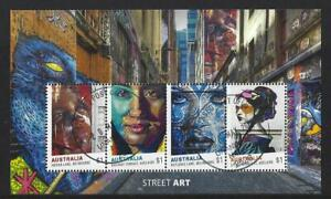 AUSTRALIA-2017-STREET-ART-MINIATURE-SHEET-UNMOUNTED-MINT-MNH
