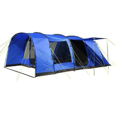 Eurohike Hampton 6 Person Tent