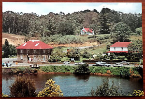 Oldest-Stone-and-Wooden-Buildings-in-New-Zealand-Post-Card