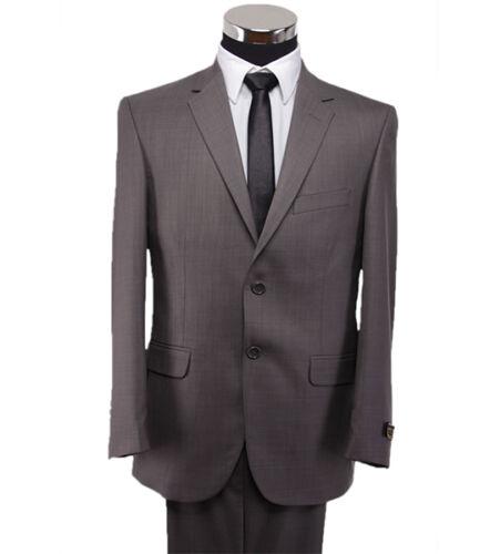 S120 tuta da uomo in grigio chiaro con visita medica-vestito-matrimonio-palco - Paulino