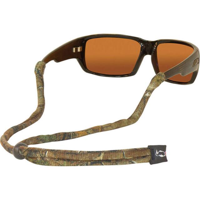 Croakies Realtree AP Camo Sunglasses Retainer Strap Realtree XL Glasses Holder