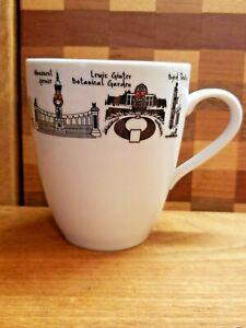 The Dish Richmond Virginia Coffee Latte Mug