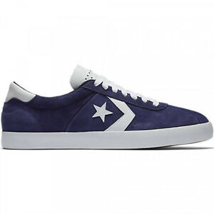 Image is loading Converse-Cons-Breakpoint-Pro-Ox-Suede-Shoes-Midnight- 6d6ba144b