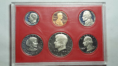 Proof Jefferson Nickel Clear and Flat S 1981-S Type 2