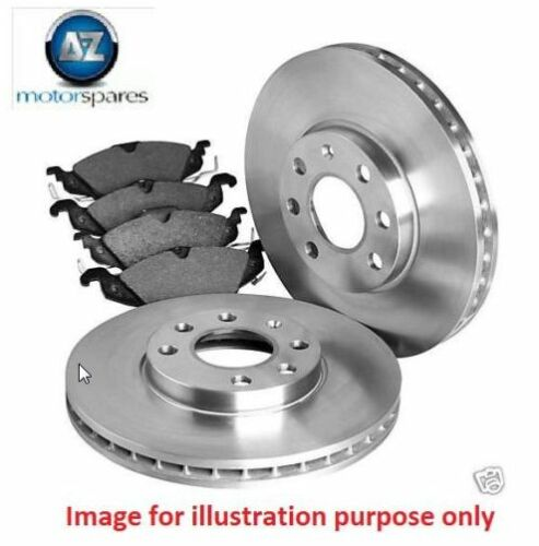 FOR Toyota Carina E 92-97 2.0i GLI EXEC New FRONT Brake Discs PADS SET