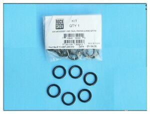 for Rockshox SID Reba Recon 32mm Fork Circlips Snaprings spare//replacement 2pcs