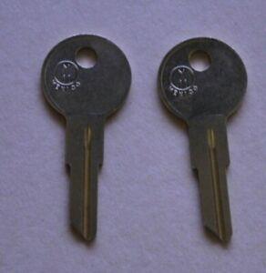 Husky Toolbox Key 0007  Keys Made By Locksmith