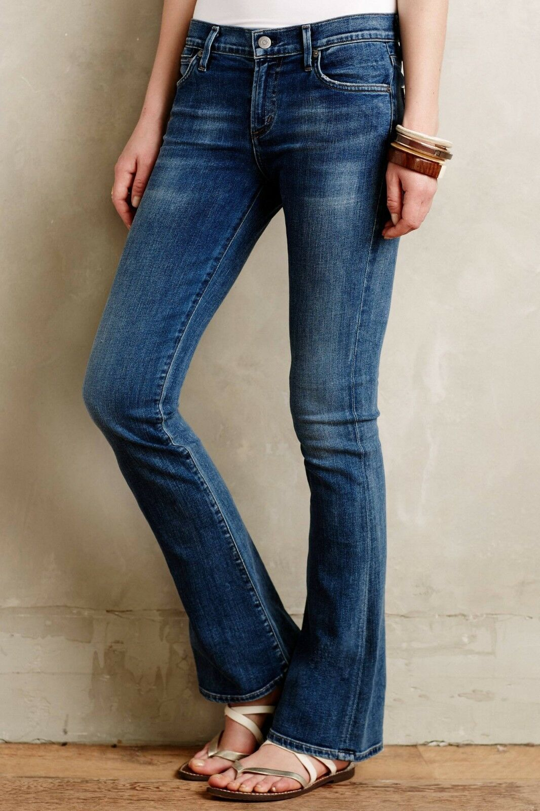 NWT CITIZENS OF HUMANITY EMANNUELLE SOLICE SCULPT SLIM BOOT JEANS 27P