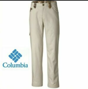Columbia-Mens-Sharptail-II-Pants-Realtree-Xtra-Camo-Hunting-Fishing-NWT-55