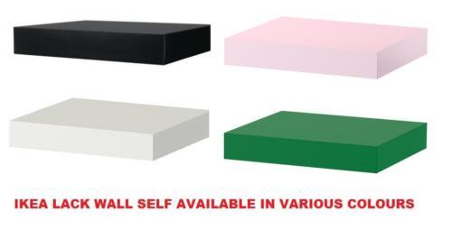 IKEA manque Étagère murale flottante Chunky-Couleurs Variés-acheter plus /& save