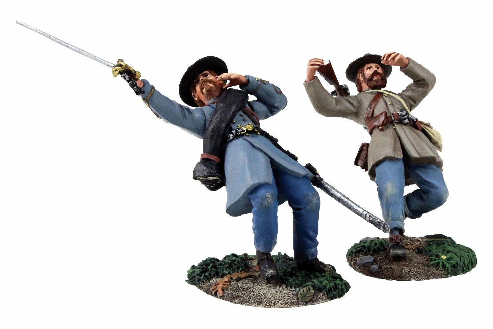Britains GUERRA CIVILE CONFEDERATO 31259 Casualty SET MIB