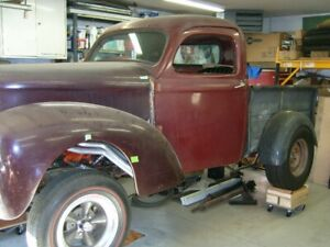 1940 Willys pickup project for sale