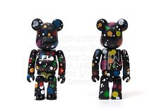 Medicom Toy Bearbrick Series 18 FUTURA LABATORY 1/192 FL UNKLE mo wax chase rare