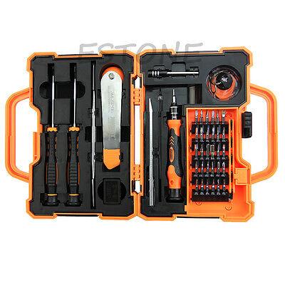 45 In 1 Screwdriver Repair Opening Pry Tools Box Set Kit For Pad Mobile Phone