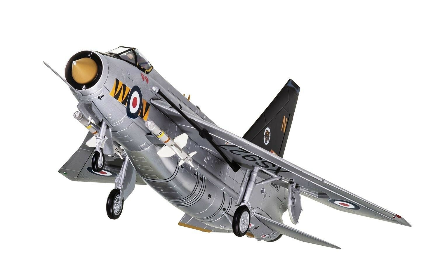 CORGI AA28402 1 48 ENGLISH ELECTRIC LIGHTNING F.6 XS927 RAF 74 SQN THE TIGERS