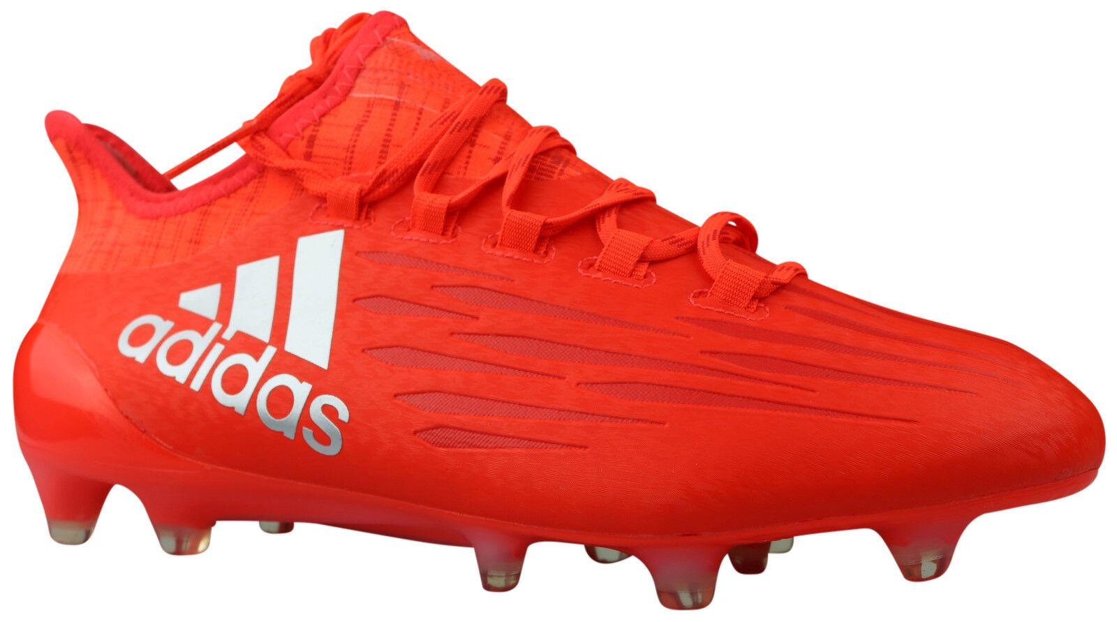 Adidas X 16.1 16.1 16.1 FG Fußballschuhe rot Nocken S81940 Gr. 40 NEU & OVP 2499cc