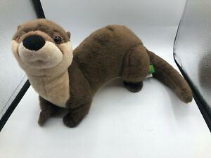 Wild-Republic-Cuddlekins-River-Otter-Seal-Plush-Kids-Soft-Stuffed-Toy-Animal