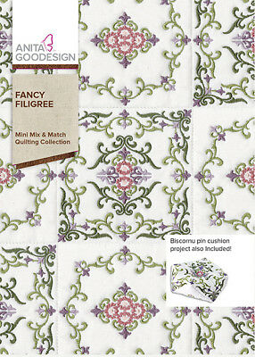 Ribbon Romance Anita Goodesign Embroidery Machine Designs CD