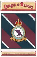 ROYAL AIR FORCE ( RAF ) MAINTENANCE COMMAND POSTCARD ( CRESTS & BADGES SERIES )