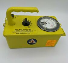 Victoreen Ocd Cdv 715 Radiation Detector Survey Meter Model 1a Civil Defense