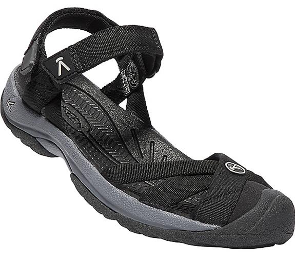 Keen Bali Strap nero Steel grigio grigio grigio Ankle Strap Sandal Donna  Dimensiones 5-11 NEW    f2c17c