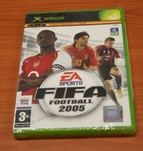JEU-XBOX-Fifa-Football-2005-neuf