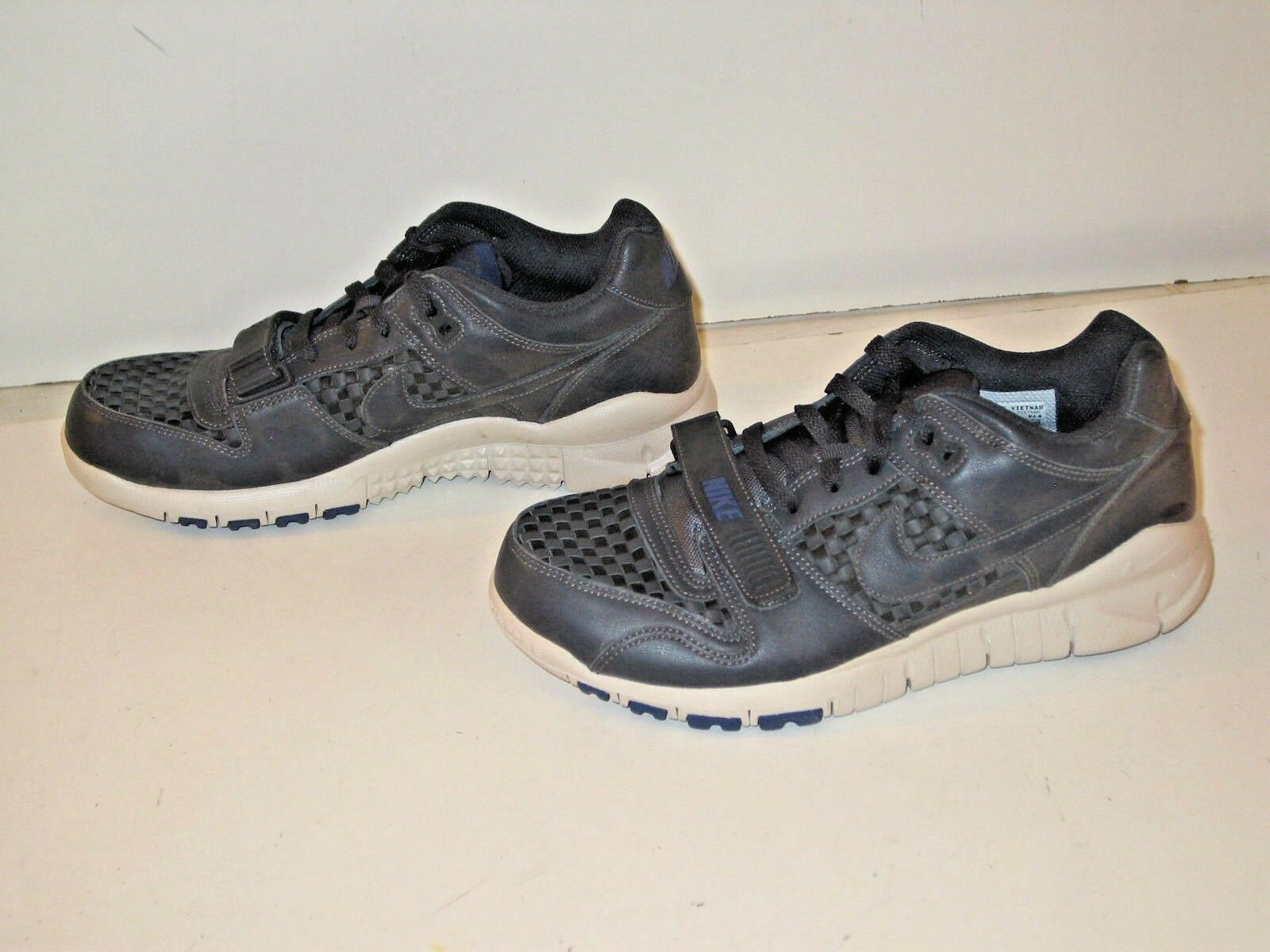 san francisco 25f63 586c5 ... Nike Trainer Dunk Low Low Low SP Gray Cross Training Athletic Sneakers  Shoes Mens 8 32daf9 ...