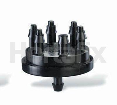 Rain Bird - Rain Bug XB-10-6 6-outlet Emitter - 4 l/h per outlet