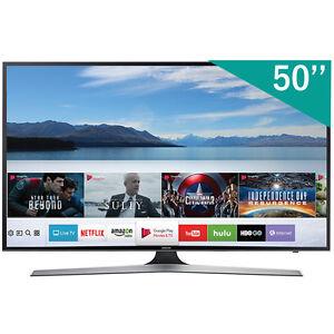 Samsung Ua50mu6100 50 Inch Smart 4k Ultra Hd Led Tv New 2017 Model