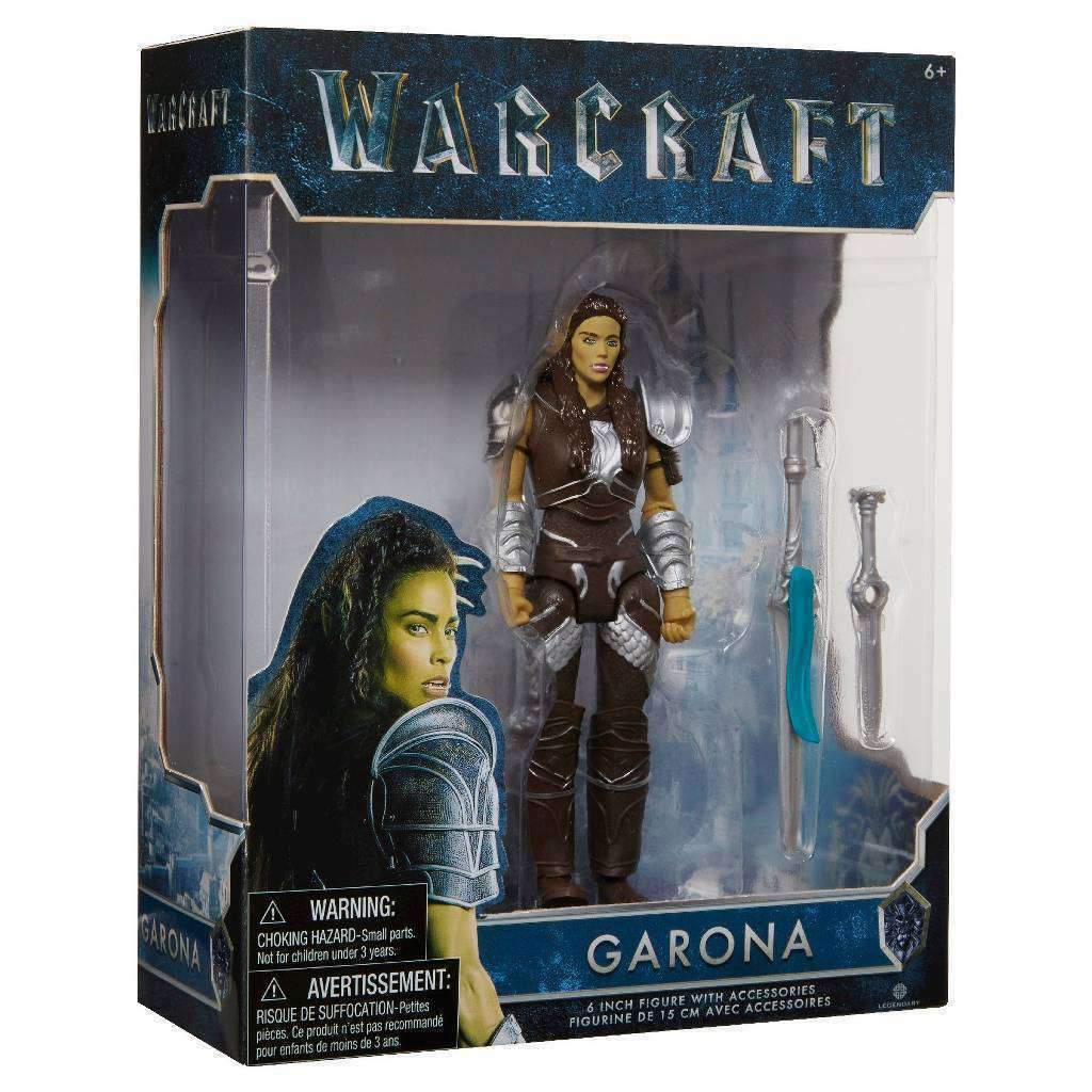 WARCRAFT - THE BEGINNING / GARONA / 6 INCH / JAKKS PACIFIC 2016