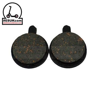 - #ESUKcom pack of 2 Semi-Metallic Xiaomi M365 Brake Pads